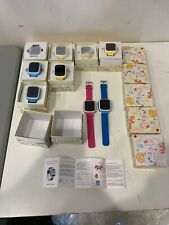 Lot Of 9 CE RoHS FC Smartwatch , ALL NEW