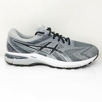 Asics Mens GT 2000 8 1011A691 Gray Running Shoes Lace Up Low Top Size 11 Wide