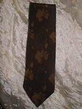 Cravatta  Cravatte Tie  seta silk Luca Della Torre cm. 140x8 (91)