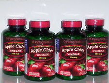 APPLE CIDER VINEGAR 650MG WEIGHT FAT LOSS PURE DIET PILLS SUPPLEMENT 800 CAPSULE