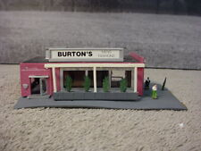 Bachmann N Scale 55-7305 Burton's Mens Store Completed Building Kit