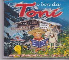 Toni-I Bin Da cd maxi single Sealed