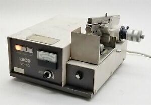 Leco Corp VC-50 VC50 Model 800-900 Precision Diamond Vari Cut Off Saw 115V