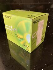 Sony Cd-r 700mb X 10 80min 1x-48x Jewel Cases Included