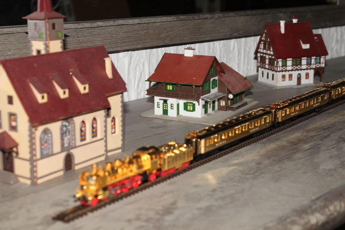 Rainers Modellbahnlädle
