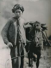 INDOCHINE c. 1930 - Jeune Homme de Type Méo Tonkin  - Div 3933