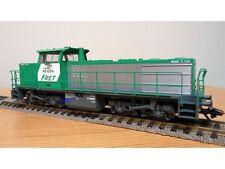 TRIX # 22312, locomotive diesel MaK 1206 N° 461004 FRET SNCF BO