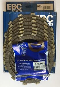 EBC Clutch Friction Plates and Spring Kit For KAWASAKI ZZR600 (1990 to 1992)
