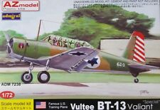 "1/72 WW Trainer : Vultee BT-13 Valiant ""Special"" [USA]  : AZ Models"