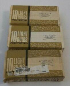Lot of 29 Sylvania 18359-0  25T8N/120V 25W T8 Home Appliance Light Bulb