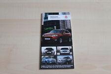 106960) Mitsubishi Colt Lancer ASX Pajero - Preise & Extras - Prospekt 10/2012
