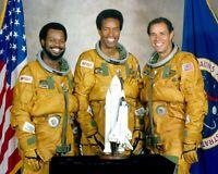 AA-071 GEMINI 5 ASTRONAUTS PETE CONRAD AND GORDO COOPER 8X10 NASA PHOTO