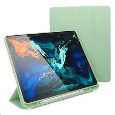 "NALIA Tablet Case für iPad Pro 12,9"" 2018, 360° Tab Schutz Hülle mit Pencil-Slot"