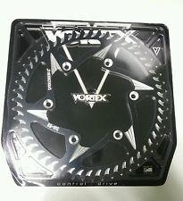 VORTEX - Corona CAT5 nera/argento 52 denti Husaberg / Ktm