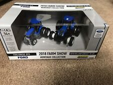 Ertl Ford Genesis 8970 New Holland Genesis T8.435 1:64 2018 Farm Show Set