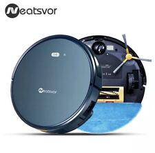 NEATSVOR X500 Robot Vacuum Cleaner Grey - with Alexa and Google Home
