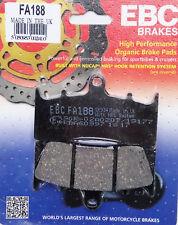 FA188 - Original EBC Bremsbeläge brake pads Bremsklotz Standard vorne
