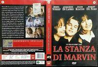 LA STANZA DI MARVIN (1996) Leonardo Di Caprio  - DVD USATO -  CECCHI GORI