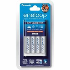 Panasonic Rechargeable Batteries & Chargers