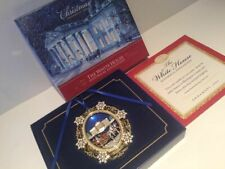 White House Historical Association Christmas Ornament 2004 President Hayes