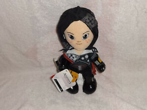 Assassins Creed Evie Plush Toy (2018 Ubisoft Xtreme Play) New with Tag NWT