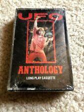 **UFO - Anthology SEALED Cassette | RAWTC029 | 19 Songs | Hard Rock | Metal**