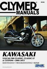 Clymer - M246 - Repair Manual for Kawasaki VulcanVN900 C VN900 CC Custom 07-13
