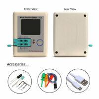 "LCR-TC1 3.5"" Full Color Display Multifunctional TFT Backlight Transistor Tester#"