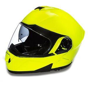 Daytona Biker Helmet, D.O.T. Approved Modular Helmets (Glide)