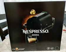 DeLonghi Nespresso D40-US-BK-NE Inissia Espresso Maker Machine - Black