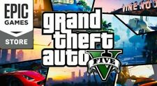 GTA 5 PREMIUM (GRAND THEFT AUTO 5) PC GLOBAL EPIC GAMES INSTANT DELIVERY SALE !