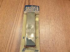 Vintage Sharpening Stone NORTON BEAR Hard   NOS Original Box AE-8 85815-6