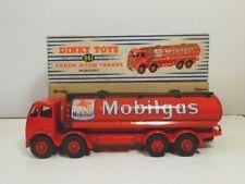 Dinky Toys 941 Foden 14-Ton Tanker 'Mobilgas' (Boxed)