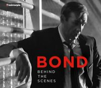 Bond Behind the Scenes by Mirrorpix 9780750990752 | Brand New | Free UK Shipping