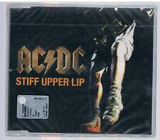 AC/DC STIFF UPPER LIP CD SINGOLO SINGLE cds  SIGILLATO!!!