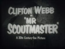 16mm Mr Scoutmaster and The Fiend who walked The West Tv Spot Trailers