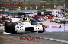 WILSON FITTIPALDI BRABHAM BT34 Gran Premio di Spagna 1972 fotografia 1