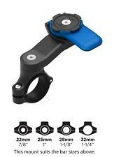 QUAD LOCK® MOTORCYCLE SCOOTER HANDLEBAR MOUNTING KIT PHONE HOLDER IPHONE SAMSUNG