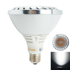LED PAR38 Spotlight Bulb COB 20W E27 ES Daylight, 25° 150W Halogen Replacement