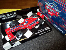 1/43 US GP Event Car 2003 Indianapolis MINICHAMPS 400 030301 OVP !