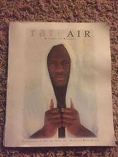 RARE AIR MICHAEL ON MICHAEL JORDAN 1993 Edition Book Vintage Old School NBA