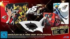 Persona 5 Royal Phantom Thieves Edition PlayStation 4 videojuego Gaming