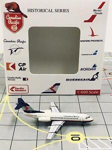 AeroClassics 1:400 Canadian North F28 C-FTAR