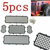 5x Metal Window Mesh Fence Guard for TRAXXAS TRX-4 TRX4 RC Car Crawler 1/10 New