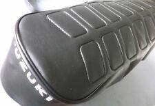 SUZUKI AP50 FITS A50P (1970's) SEAT COVER & STRAP ORIGINAL PATTERN DESIGN NEW