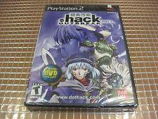 PS2 HACK PART 3 OUTBREAK BANDAI NUEVO PRECINTADO SEALED USA NTSC