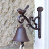 New Vintage Cast Iron Garden Heavy Decorative Shed Garage Oxford Front Door Bell