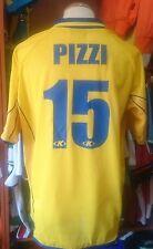 Camiseta Futbol Villarreal C.F Nº15 PIZZI 2001-2002 Kelme