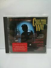 Carlito's Way Movie Original Soundtrack CD The O'Jays LaBelle KC Santana