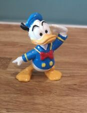 Disney Bully Land Donald Duck Hand Painted Figure Figurine